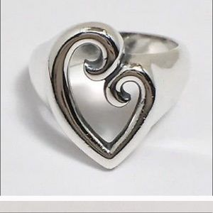 JAMES AVERY MOTHERS RING SZ 8